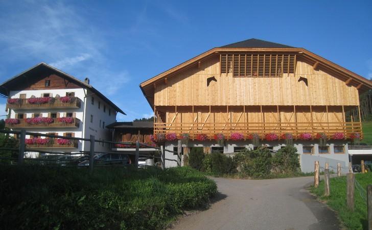 Wirtschaftsgebäude Oberlanzin